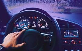 Telematics scoring driving car