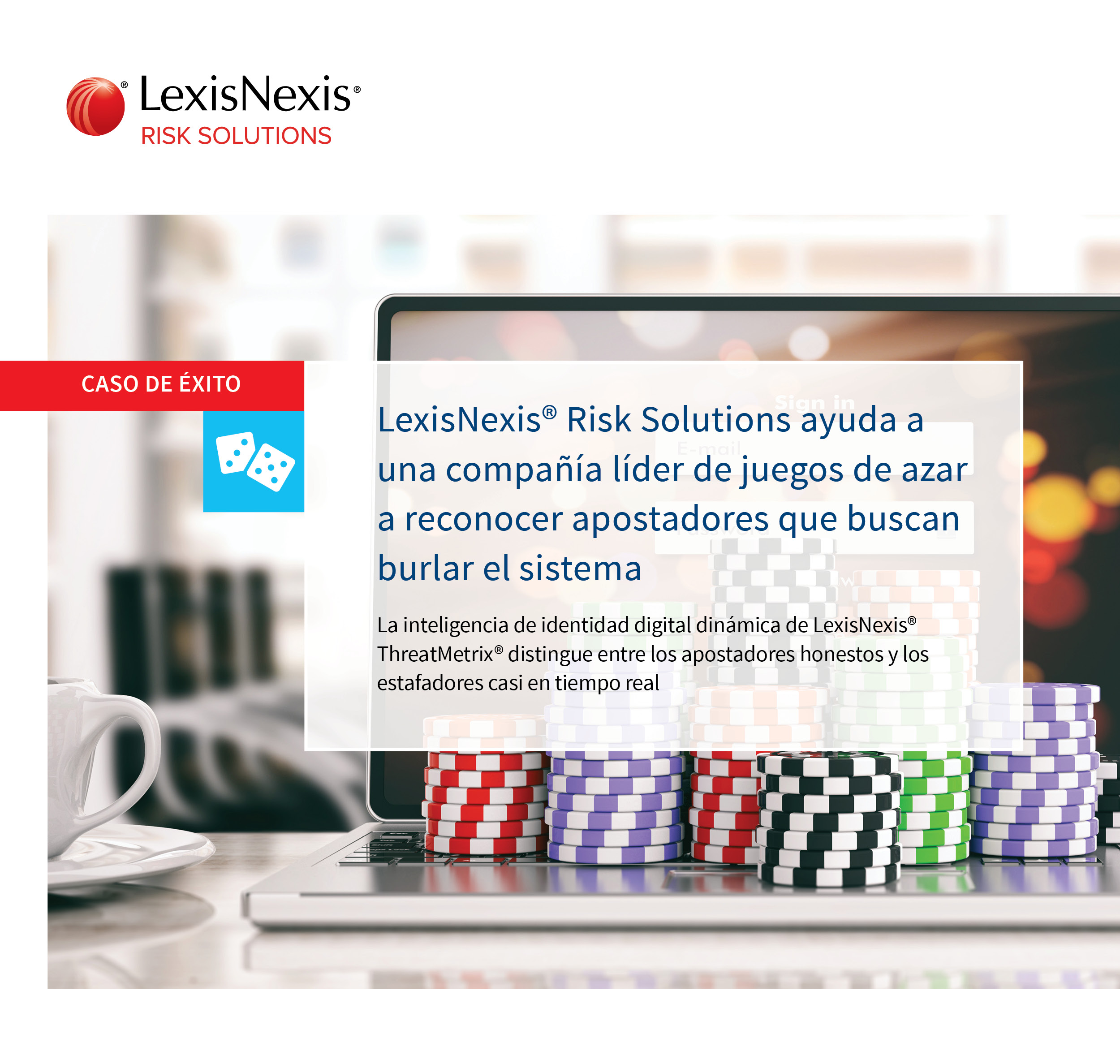 Case Study - Fraud and online gambling